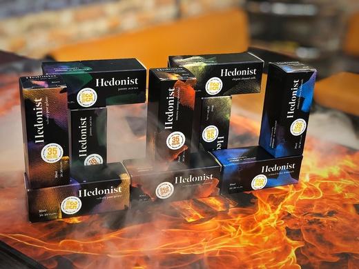 Жидкость Hedonist SALT Jammy Acai Tea 30мл 4.5(чай, хвоя, можжевельник, асаи)