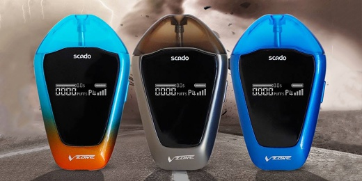 Набор VZone Scado серый