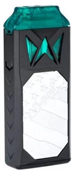 Набор Smoking Vapor Wi-PodX Black Metal (HGG-015B)