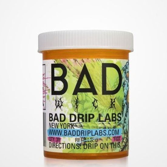 Хлопок Вата Bad Drip Bad Wick Original