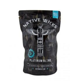 Хлопок Вата Native Wicks Platinum Blend